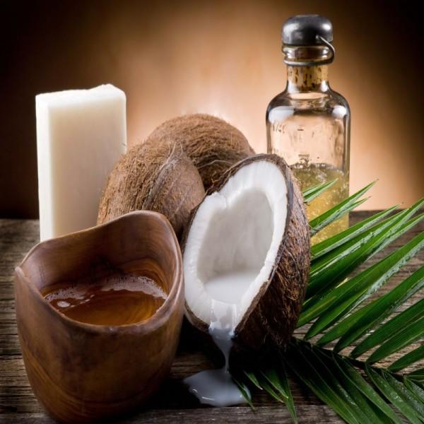 ΚΑΡΥΔΑ 1L ΕΛΑΙΟ(Coconut Oil Virgin)