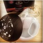 Ηχείο bluetooth- Διαχυτής αιθέριων ελαίων σκούρο καφέ 500ml