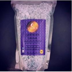 Lavender Dream  Άλατα μπάνιου 500gr