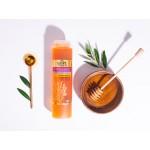 Σαμπουάν Τονωτικό με βιολογικό Λάδι Ελιάς και εκχύλισμα Μελιού για Ταλαιπωρημένα Μαλλιά 300ml