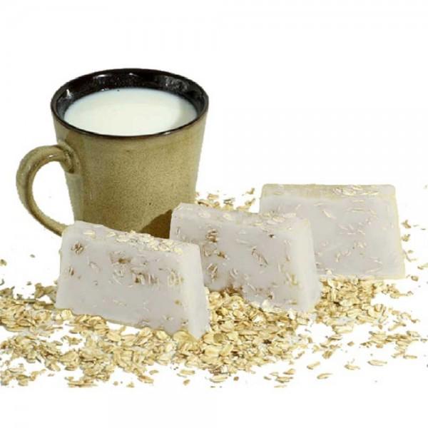 Βρώμη Με Γάλα Γαϊδούρας Σαπούνι προσώπου peeling 100gr