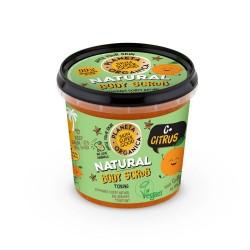 Φυσικό Απολεπιστικό σώματος «C+ Citrus», για τόνωση, Skin Super Good 360 ml